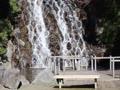 清水山公園 滝と水車